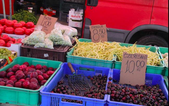 Ząbkowice Śl. Po ile warzywa na targowisku? - Zdjęcie główne