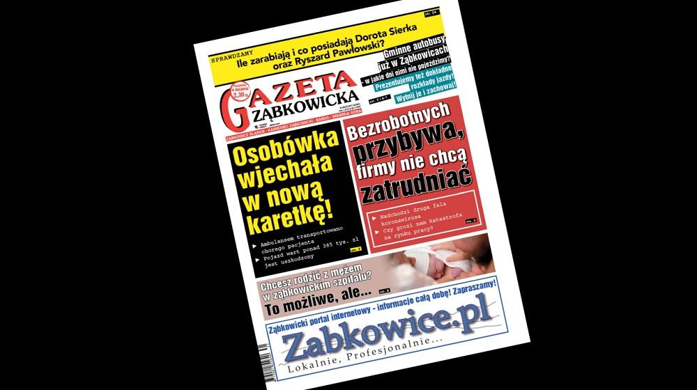 """""""Gazeta Ząbkowicka"""" z czwartku, 30 lipca, zaprasza - Zdjęcie główne"""