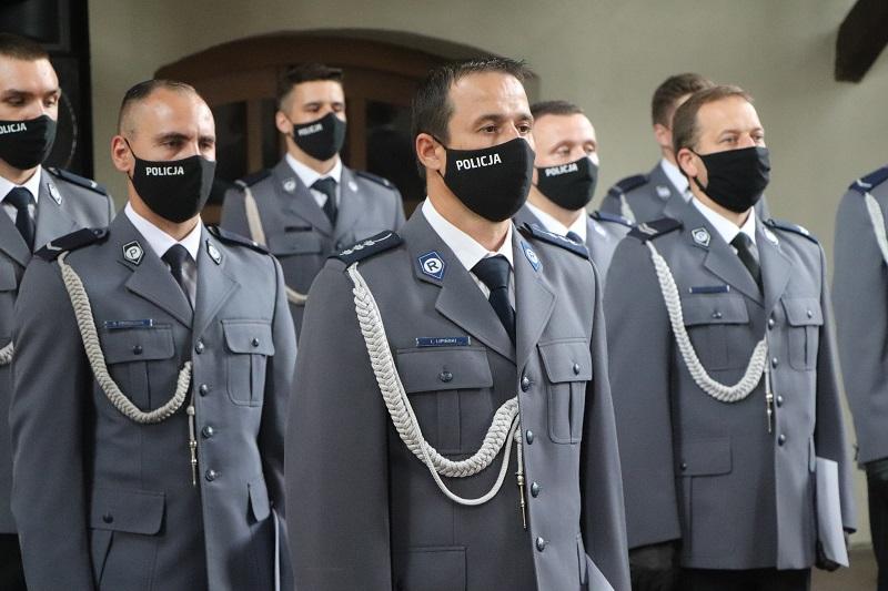 Ząbkowice Śląskie: Policjanci świętowali w Srebrnej Górze [GALERIA] - Zdjęcie główne