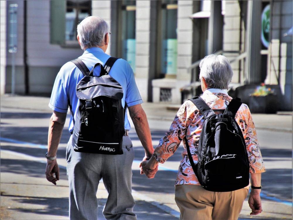 Dziś Światowy Dzień Seniora - Zdjęcie główne