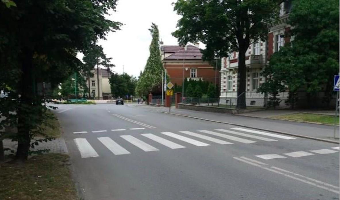 Ząbkowice Śl.Przejście dla pieszych na 1 Maja będzie bezpieczniejsze - Zdjęcie główne