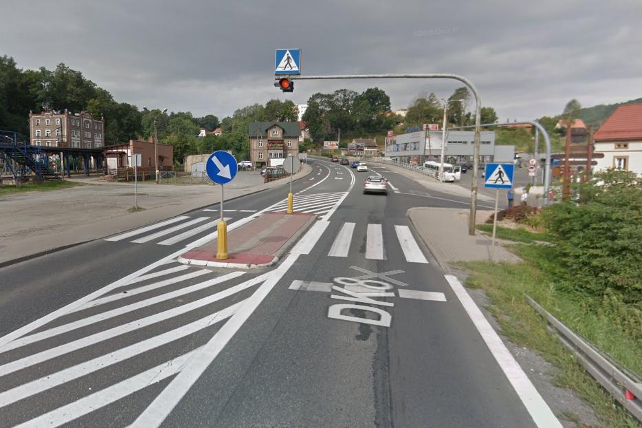 Bardo: Remont przejścia dla pieszych - Zdjęcie główne