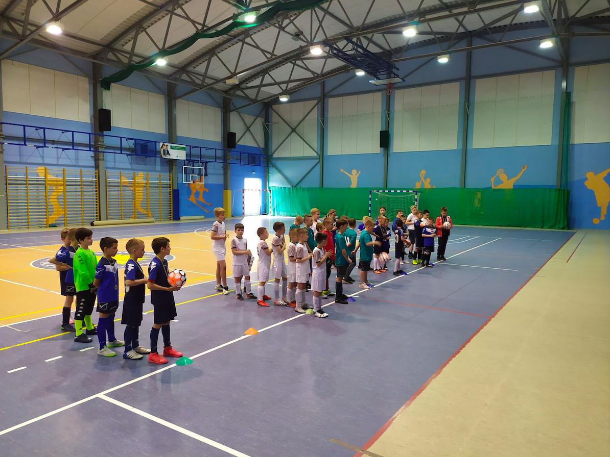 III Turniej Ząbkowickiej Ligi Mini Futsalu - Zdjęcie główne