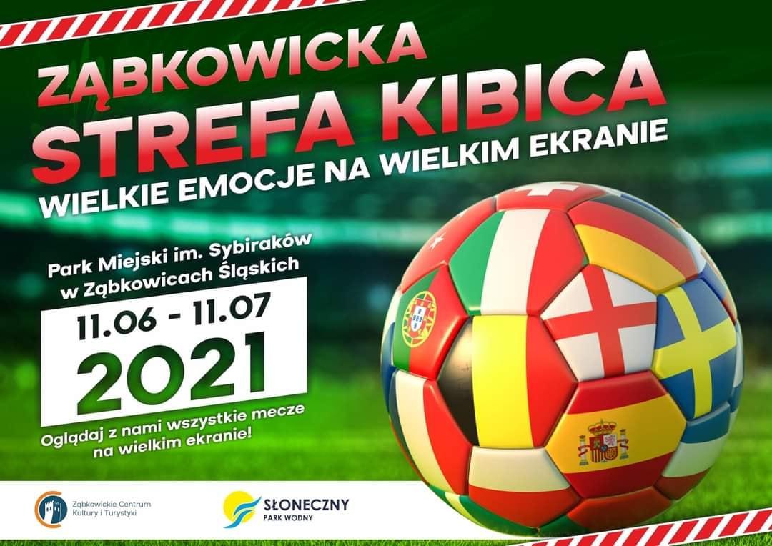 Euro 2021 na wielkim ekranie w Ząbkowicach Ślaskich! - Zdjęcie główne