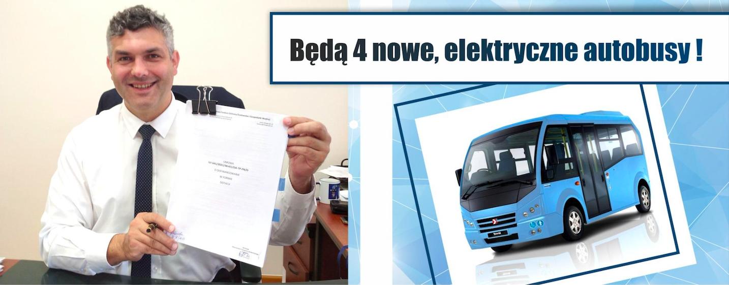 Ząbkowice Śl. Gmina kupi 4 nowe autobusy - Zdjęcie główne