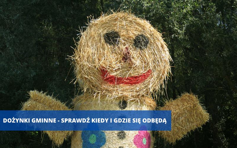 Powiat Ząbkowicki: Dożynki 2021 - znamy terminy - Zdjęcie główne