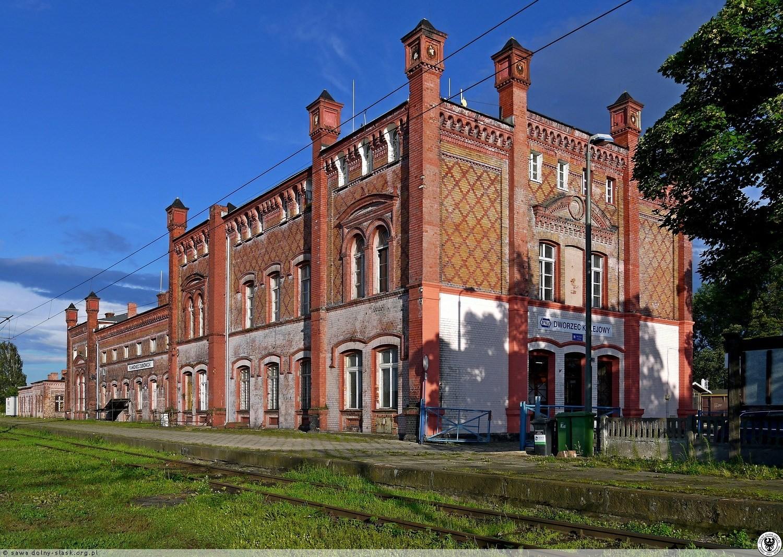 Rusza remont dworca PKP w Kamieńcu - Zdjęcie główne