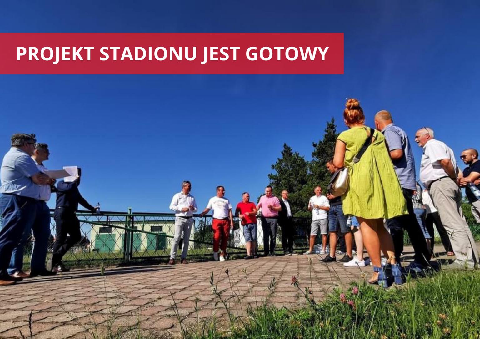 Ząbkowice Śl.: Stadion będzie zmodernizowany! - Zdjęcie główne
