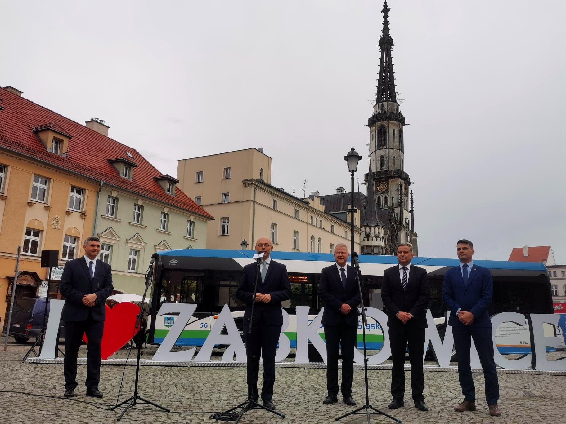 Ząbkowice Śląskie: Włodarze miast naszego powiatu spotkali się z przedstawicielami rządu - Zdjęcie główne