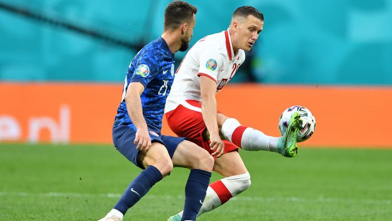 Euro 2021: Piotr Zieliński mimo wszystko w dobrej formie - Zdjęcie główne