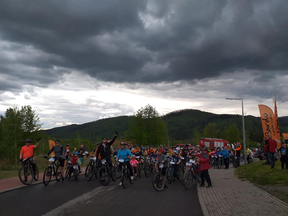 Bardo: Sezon rowerowy oficjalnie został otwarty! - Zdjęcie główne