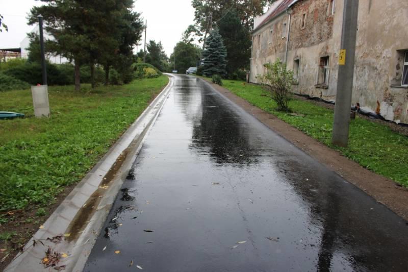 Gmina Stoszowice: Kolejny remont zakończony - Zdjęcie główne