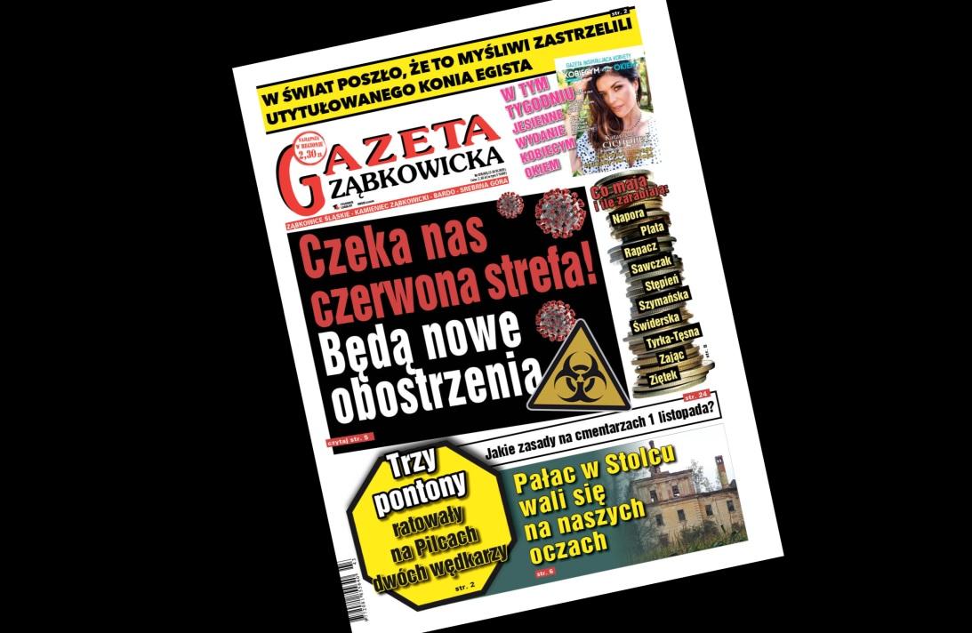 """""""Gazeta Ząbkowicka"""" z czwartku, 22 października - Zdjęcie główne"""