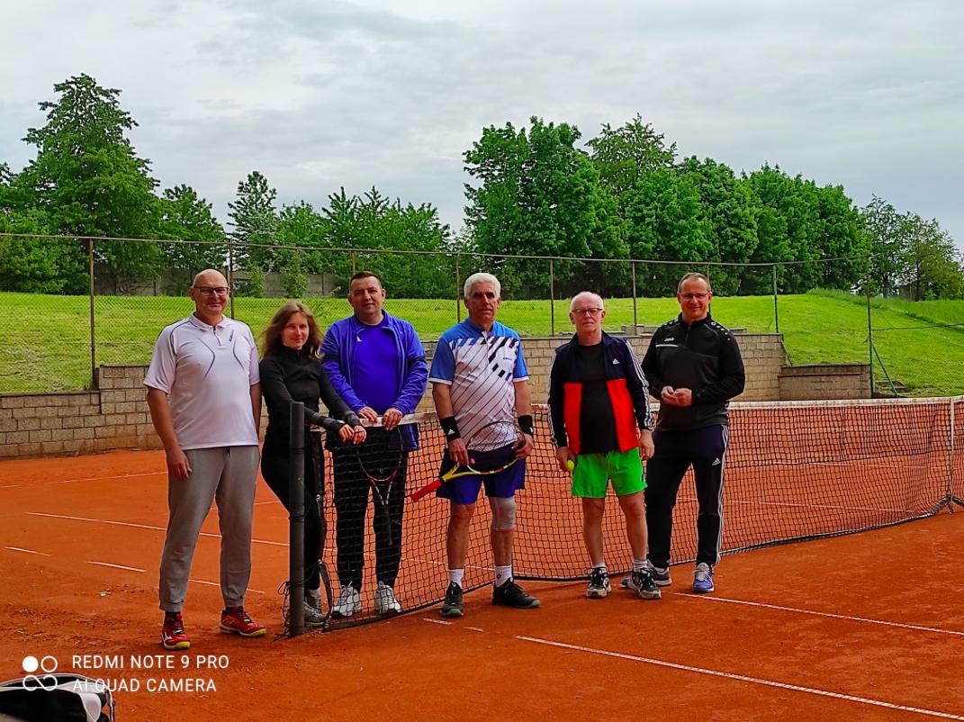 Turniej Tenisa Ziemnego na ząbkowickich kortach - Zdjęcie główne