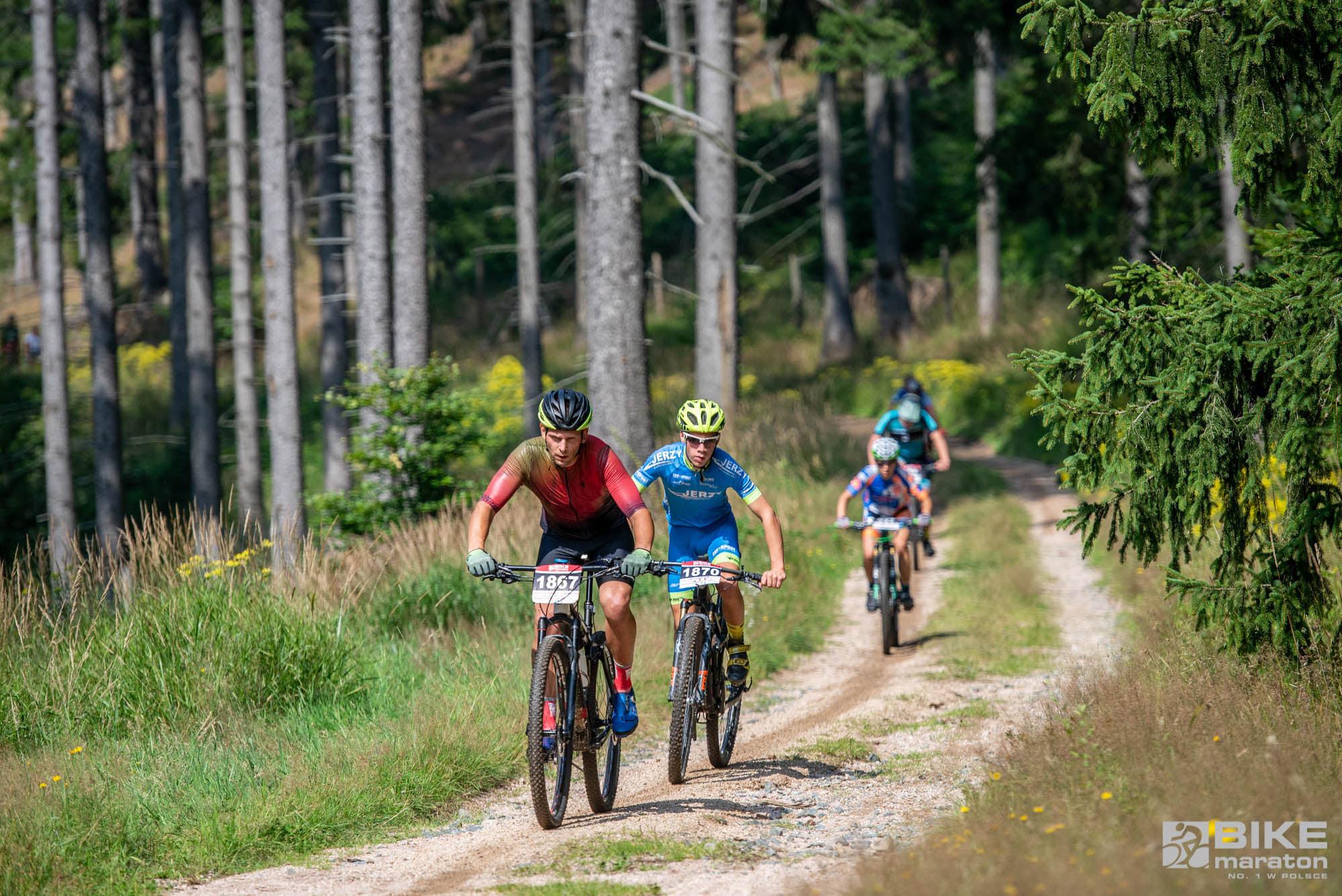 Srebrna Góra: MTB Bike Maraton już w sobotę - utrudnienia w ruchu - Zdjęcie główne