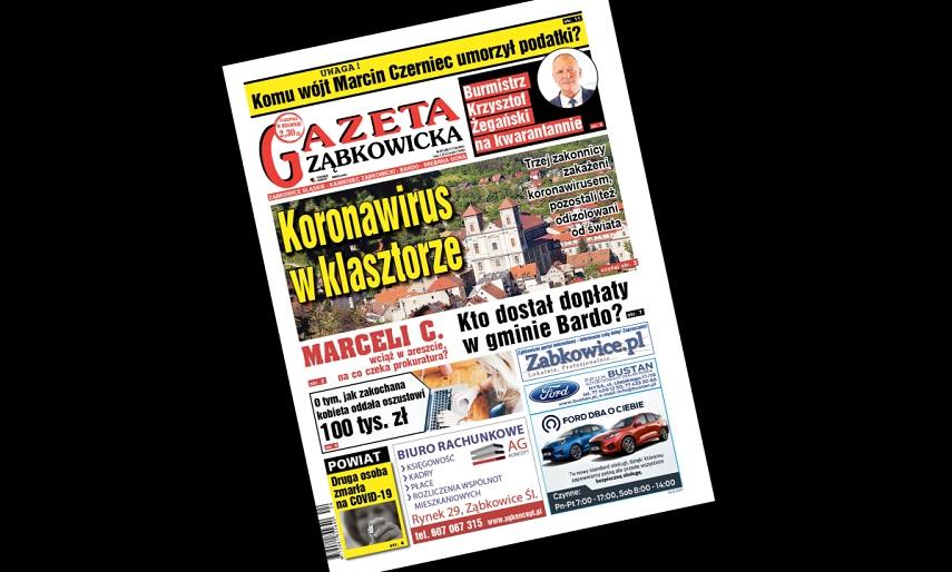 """Nowa """"Gazeta Ząbkowicka"""" już jest! - Zdjęcie główne"""