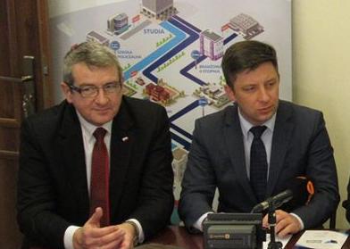 Ministrowie w Ząbkowicach zapoczątkują park przemysłowy  - Zdjęcie główne